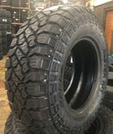 Jeep tire accessories Set of 5 Klever 35X12.50R17  RT Mud Tires AT MT 10ply.