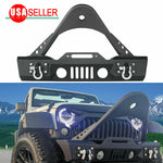 Off-road Stinger Bar Design Front Bumper For Jeep Wrangler 07-18 JK