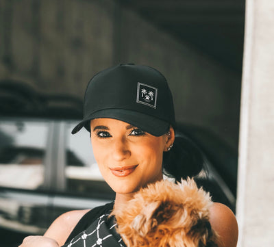 A dog inspired hat with professional style; An interview with stylist @DTKAUSTIN