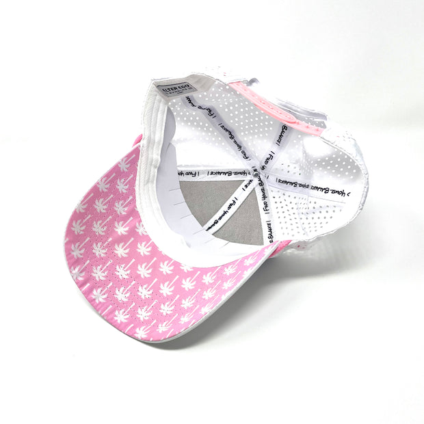 "The ""Trotter"" (White/Pink 