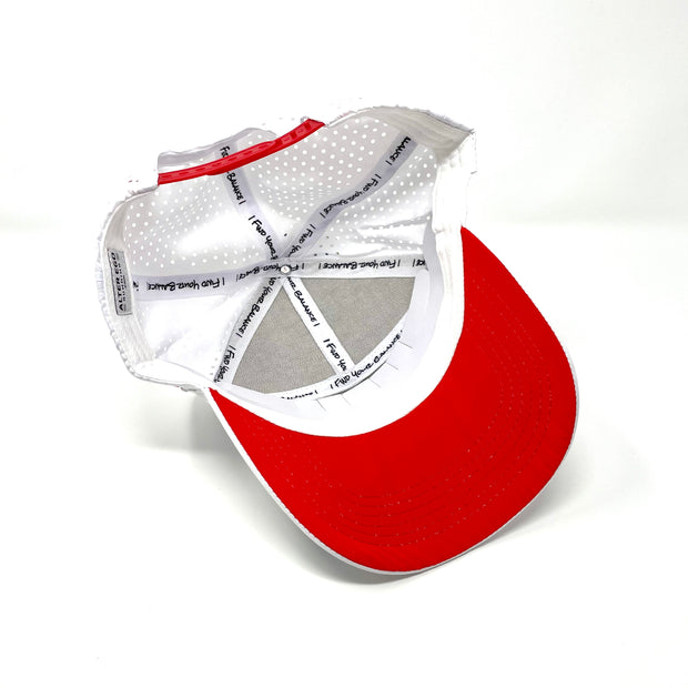 "The ""Drifter"" (White/Red 