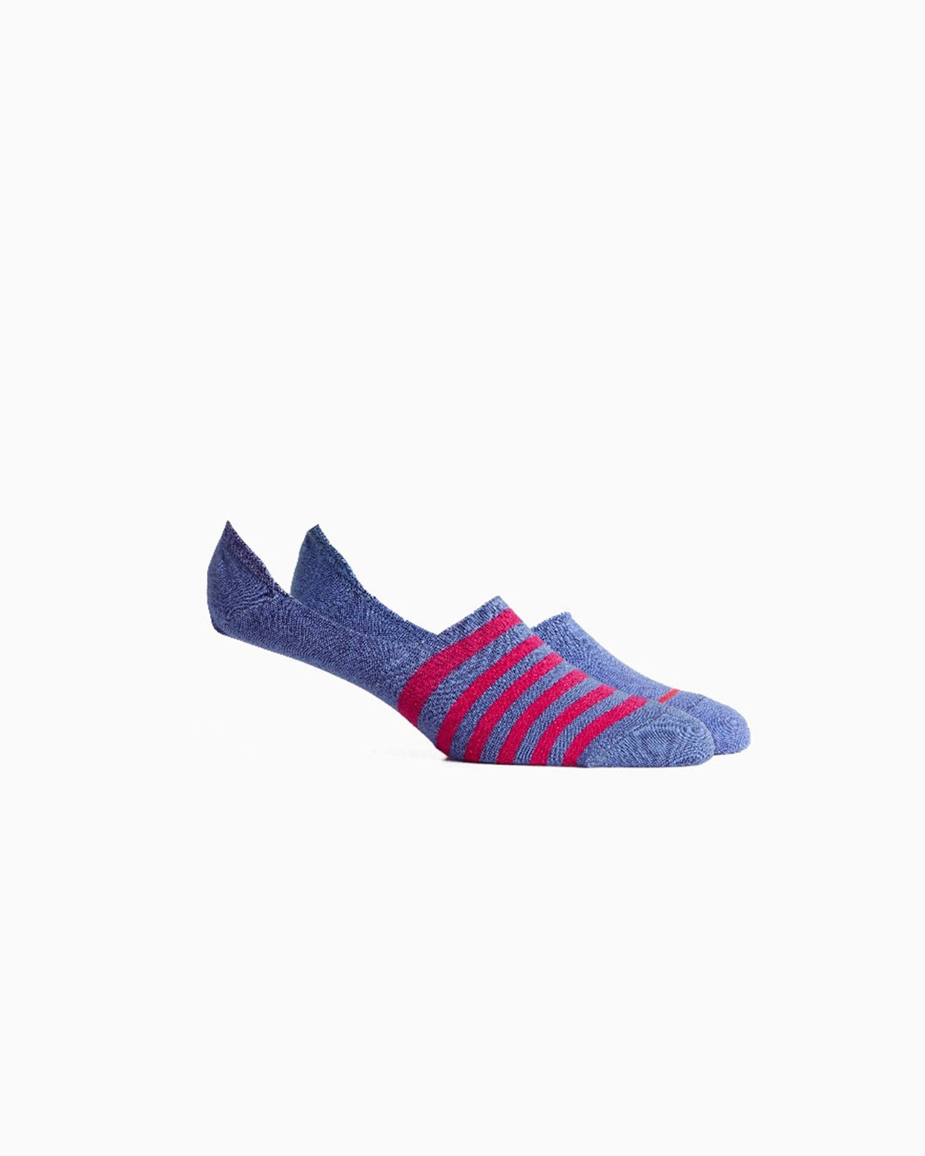 Theo Sock 2 Pack  - Beetroot