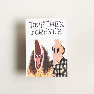 Together Forever - Card