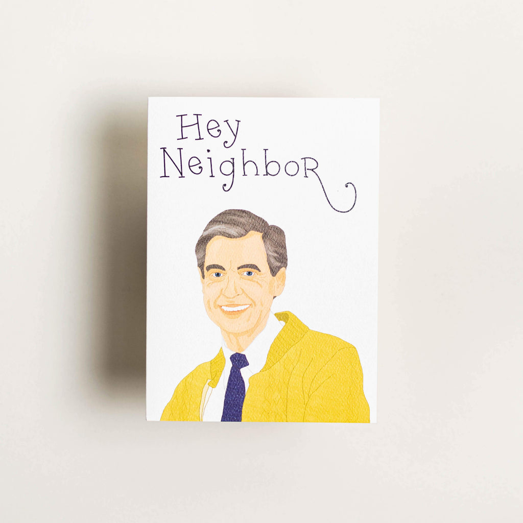 Hey Neighbor - Card