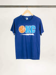 OKC Bball True Navy Tee