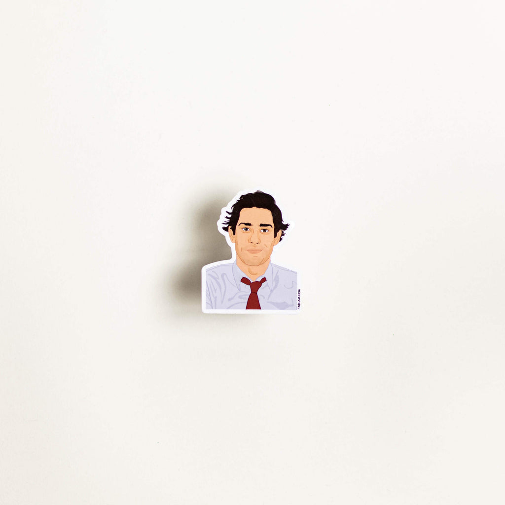 Jim Halpert Sticker