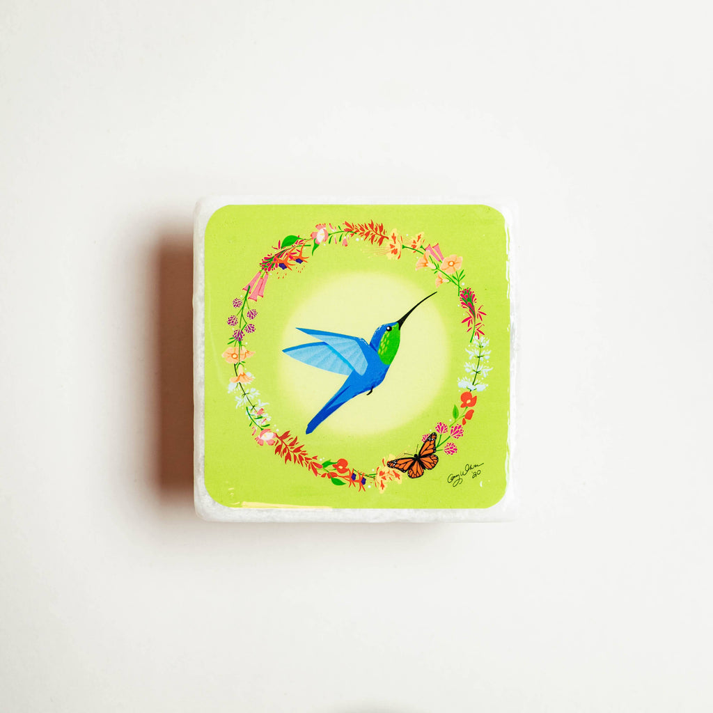 Nature Coaster - Hummingbird