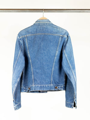 Vintage Jean Jacket - Maverick Blue Bell Selvedge - MD