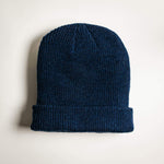 Shop Beanie Merino Wool - Navy