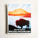 Wichita Mountains - Large Print