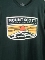 Mount Scott Tee - Black