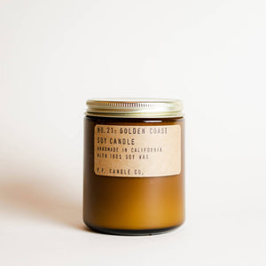 Golden Coast - Standard Soy Candle 7.2oz