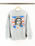 Rock Sweatshirts - Sex Pistols - Grey