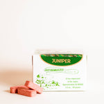 Juniper Incense Bricks - 40 Count