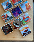 Oklahoma Coasters - Assorted