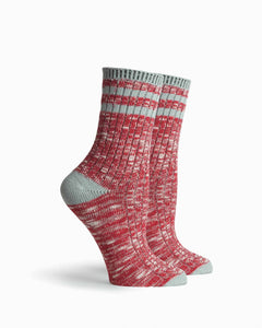 Stitcher Sock - Red