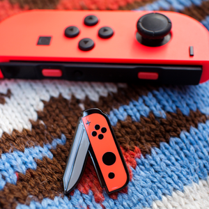 Nintendo Switchblade Pin