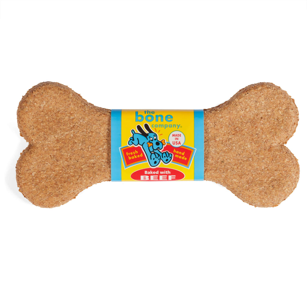 Natures Animals Jumbo Bone - All Natural, Bakery Fresh, USA Made Dog Treats