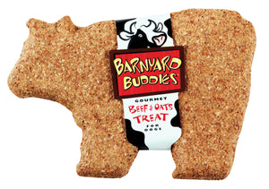 Natures Animals Barnyard Buddies - All Natural, Bakery Fresh, USA Made Dog Treats