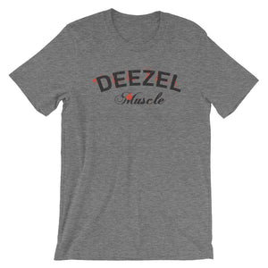 Deezel Logo Dark Grey T-Shirt