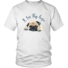 Load image into Gallery viewer, I Luv Pug Hugs