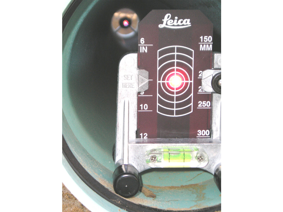 Leica Piper 100 Pipe Laser Kit