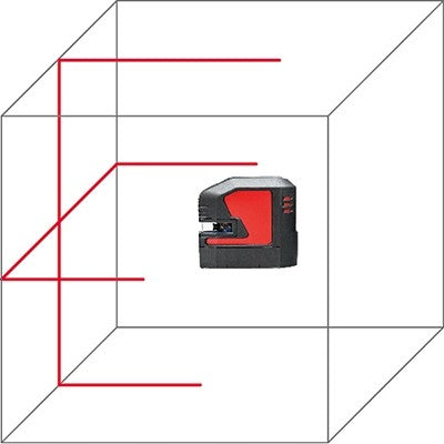 Leica Lino L2P5-1 Cross Line Point Laser