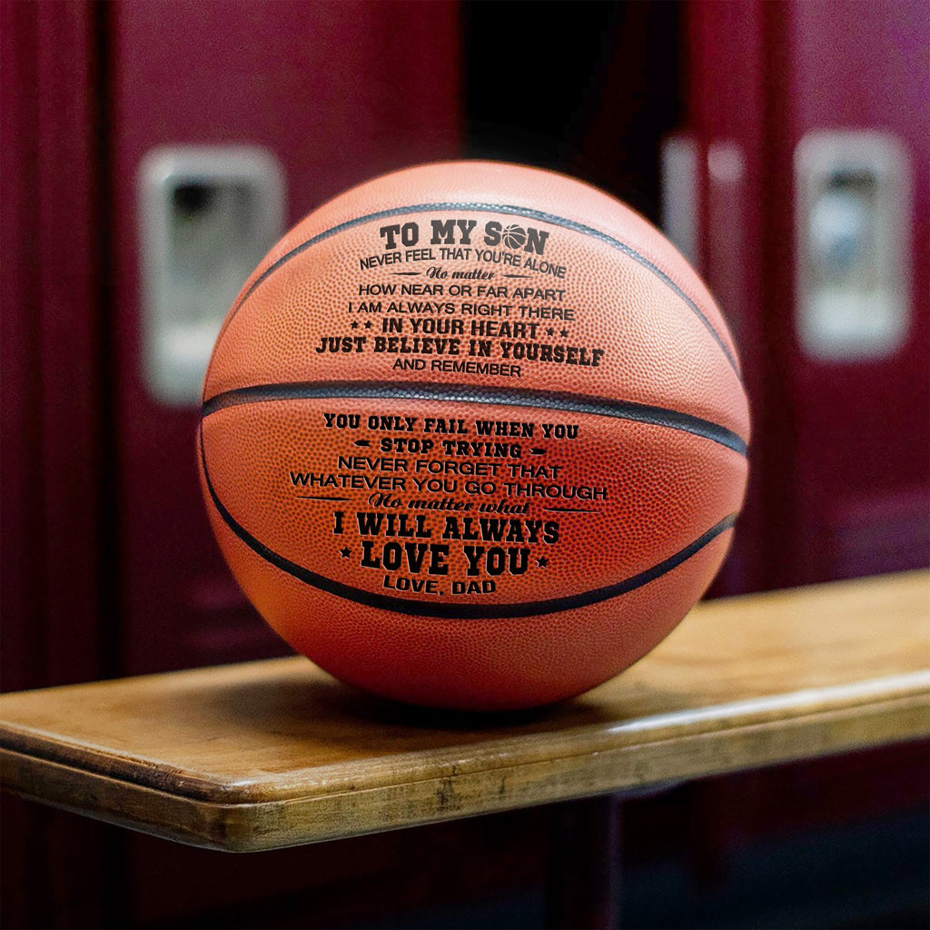 Dad to Son - I Will Always Love You - Basketball