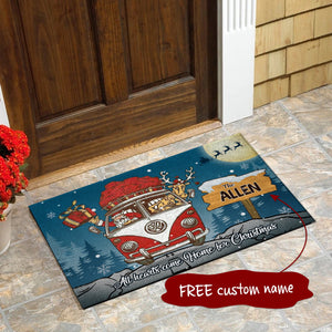Come home for Christmas - Doormat