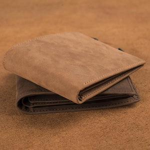 Dad To Son - Having You Is What I Live For - Bifold Wallet