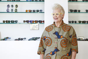 Gai Gherardi, legendary co-founder of l.a.Eyeworks