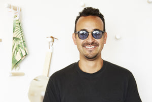 Jason Casillas, Director of Retail at Garrett Leight California Optical
