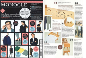 MONOCLE OCTOBER 2015