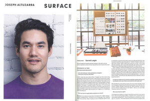 SURFACE MAGAZINE MARCH 2016