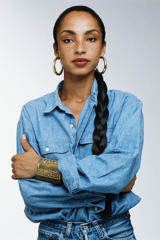 Sade's sleek and sophisticated style