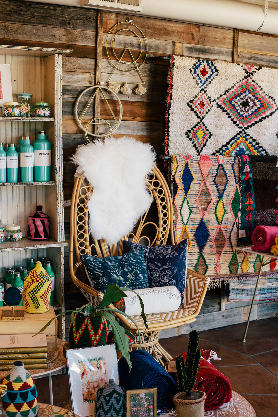 The Gypsy Wagon pillows and tapestries