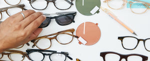 eyeglasses and sunglasses craftsmanship