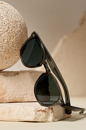 GLCO Hampton X Sunglasses in Sea Grey