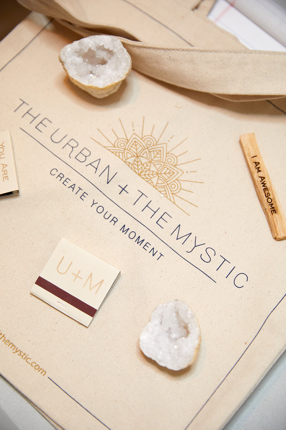 GLCO x The Urban and The Mystic