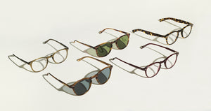 garrett leight fall sunglasses eyeglasses collection