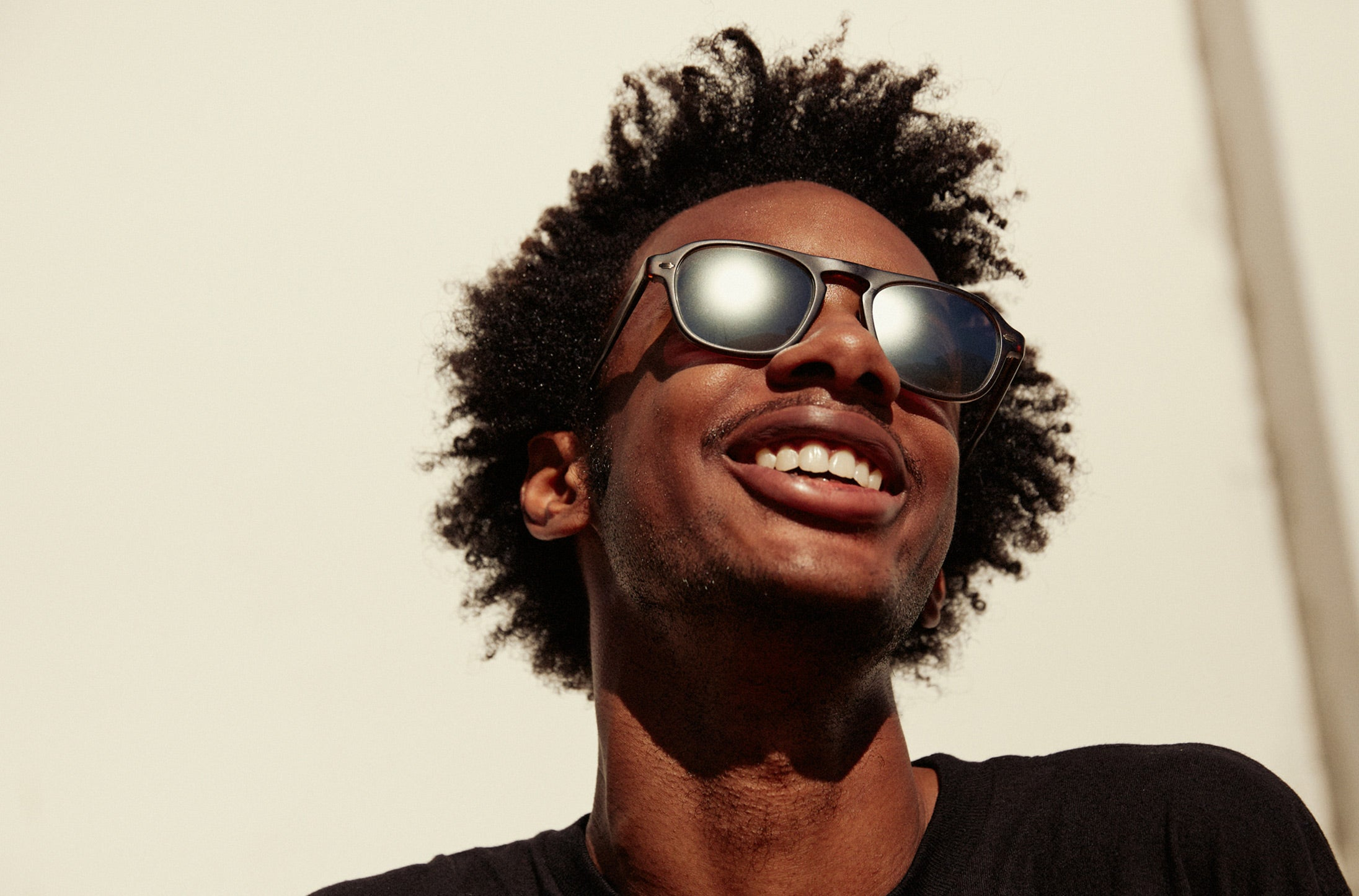 Garrett Leight Grayson men's sunglass – inspired by Arthur Miller