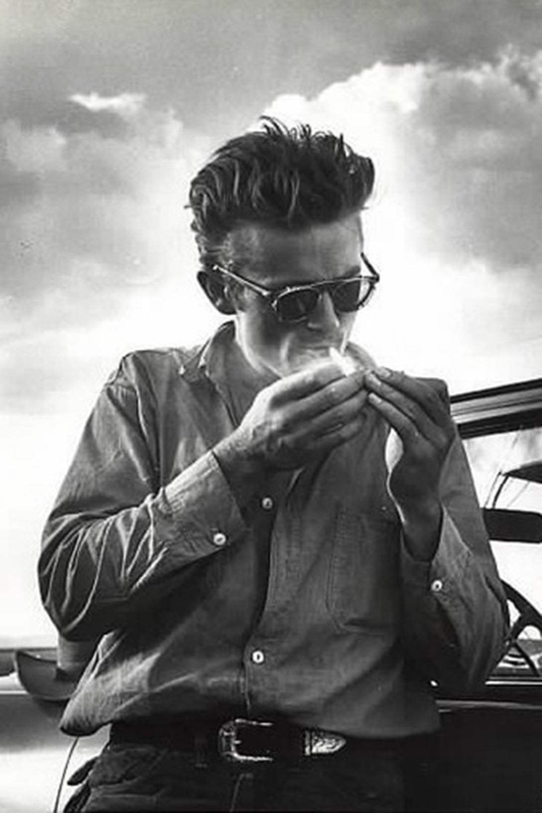 Garrett Leight Best Men's Sunglass Inspiration – James Dean