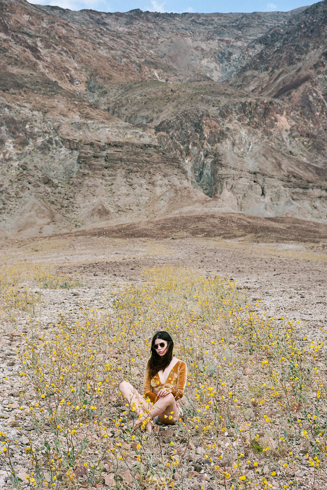 Garrett Leight Death Valley Style Super Bloom