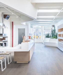 garrett leight grand soho new york store