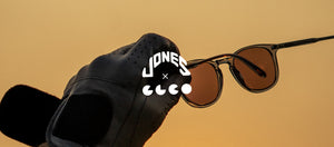 Jones x GLCO experience kit collaboration