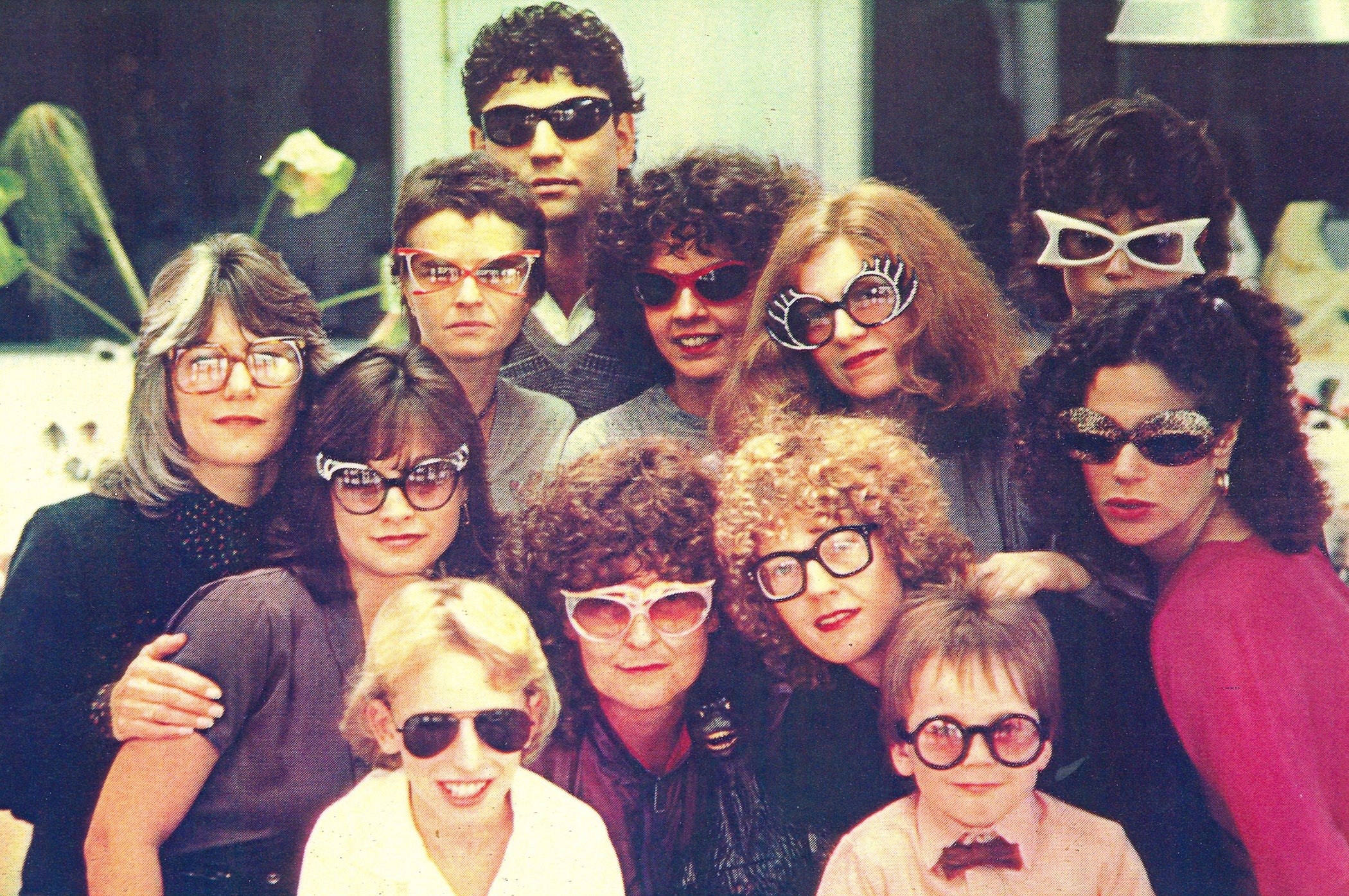 photo of the l.a.Eyeworks' first team