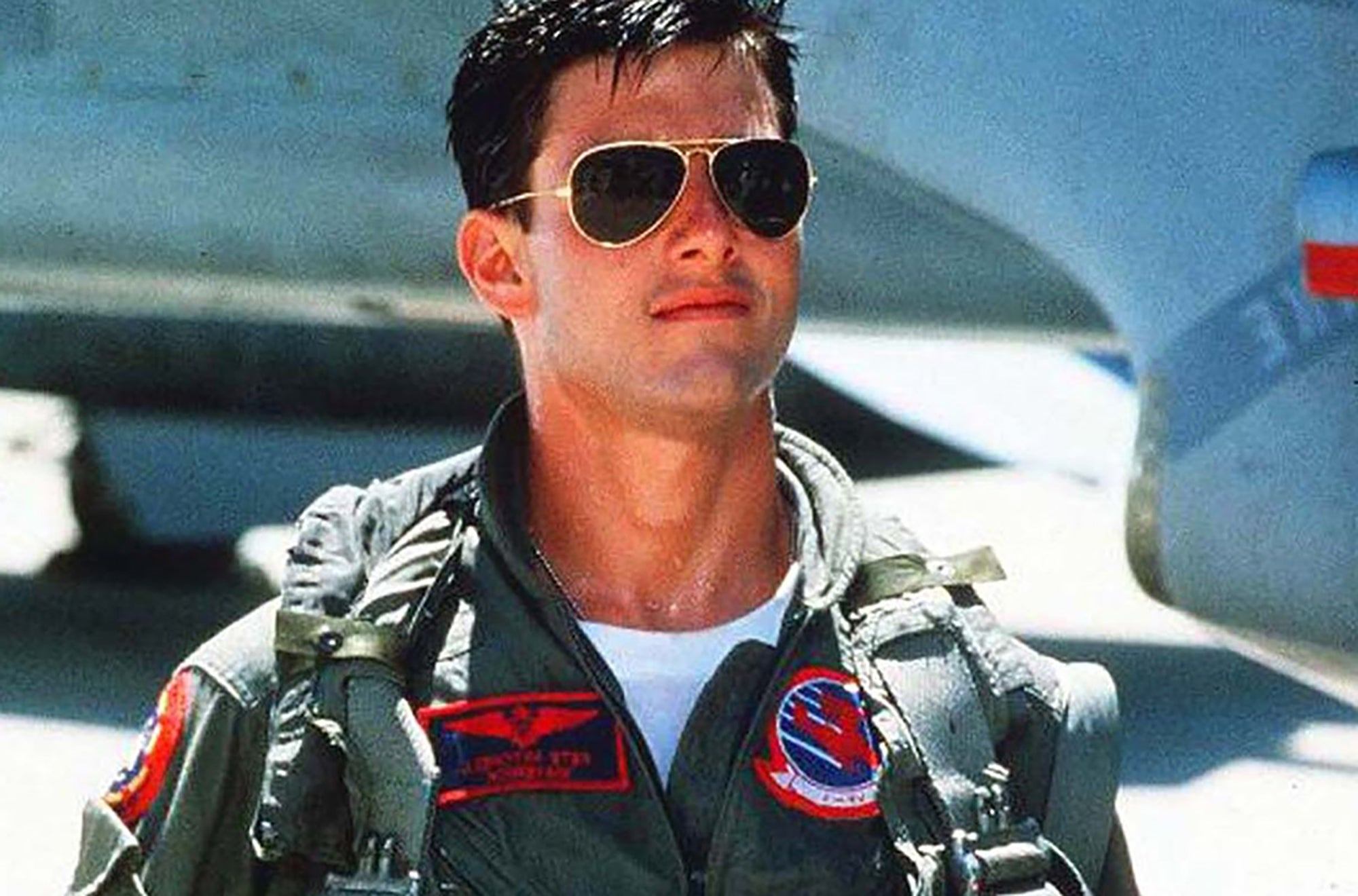 Garrett Leight Aviator Sunglass Inspiration: Tom Cruise