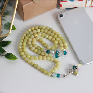 Subha/ Mobile and Cardholder Lime stone - BabMakkah Stores