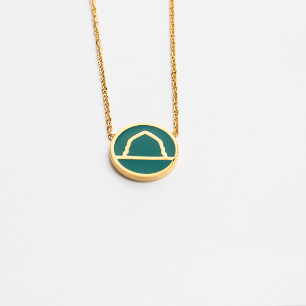 Qibla Necklace - BabMakkah Stores