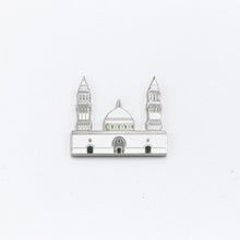 Load image into Gallery viewer, Masjid Alqyblatain Metal Fridge Magnet - BabMakkah Stores